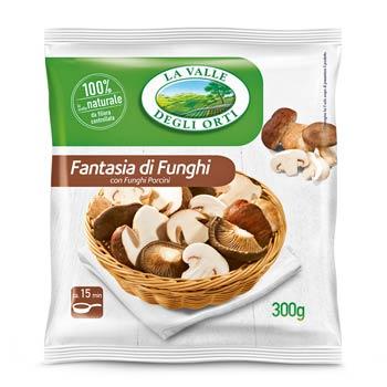 la Fantasia di Funghi