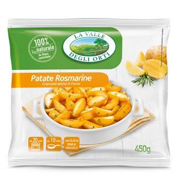 le Patate Rosmarine