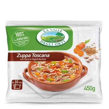 la Zuppa Toscana