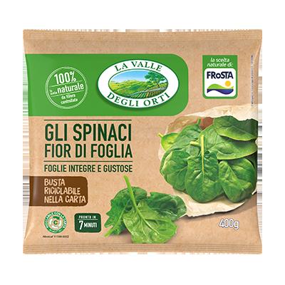 spinaci fior di foglia